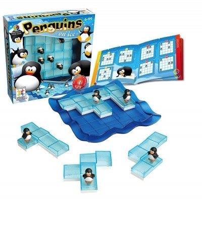 Australia Penguins on Ice - Smart Game