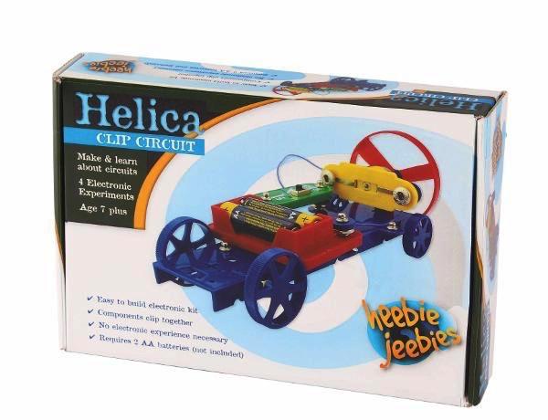 Australia Clip Circuit Helica