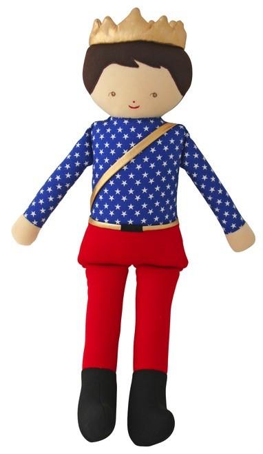 Australia Prince Doll, soldier print 46cm