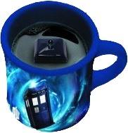 Australia Dr Who - Hidden TARDIS Mug