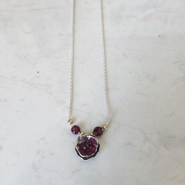 Australia SS. Gold Filled, garn bead