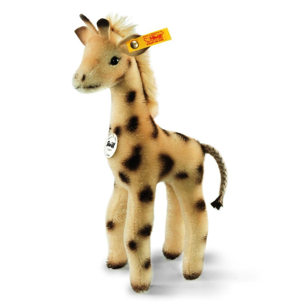Europe Greta Giraffe, Beige Brown