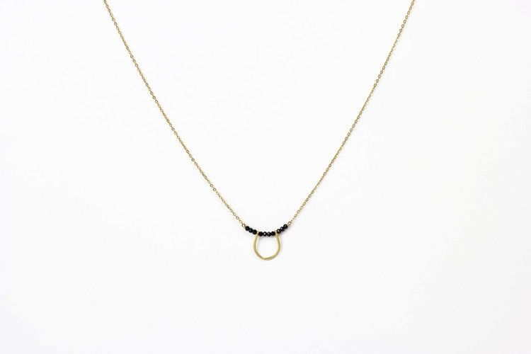 USA Nel Necklace Gold