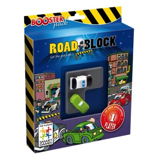 Australia Booster Pack Road Block