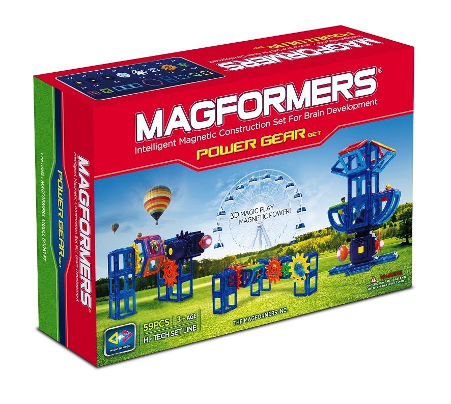 Australia Magformers Power Gear Set