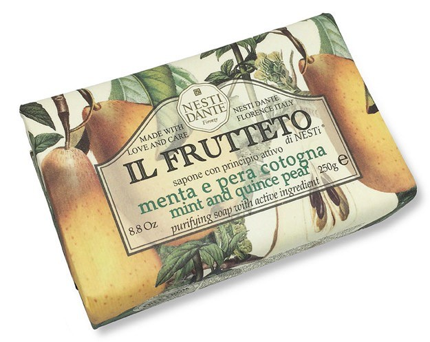 Australia Mint & Quince Pear Soap