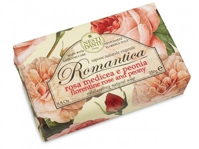 Australia Romantica Rose & Peony Soap