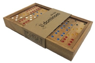Australia Six Dot Dominoes