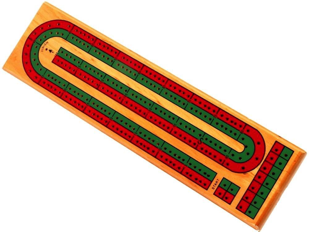 Australia CRIBBAGE, 2 TRACK COLOUR