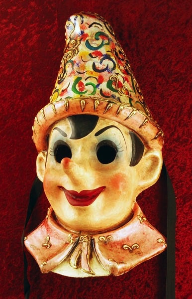 Europe Pinocchio Mask