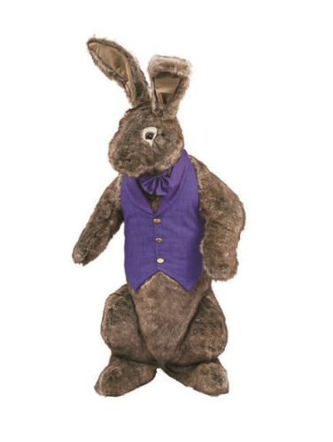 "USA Standing Rabbit 54"""