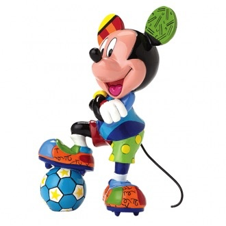 Australia RB MICKEY SOCCER MEDIUM FIGURINE