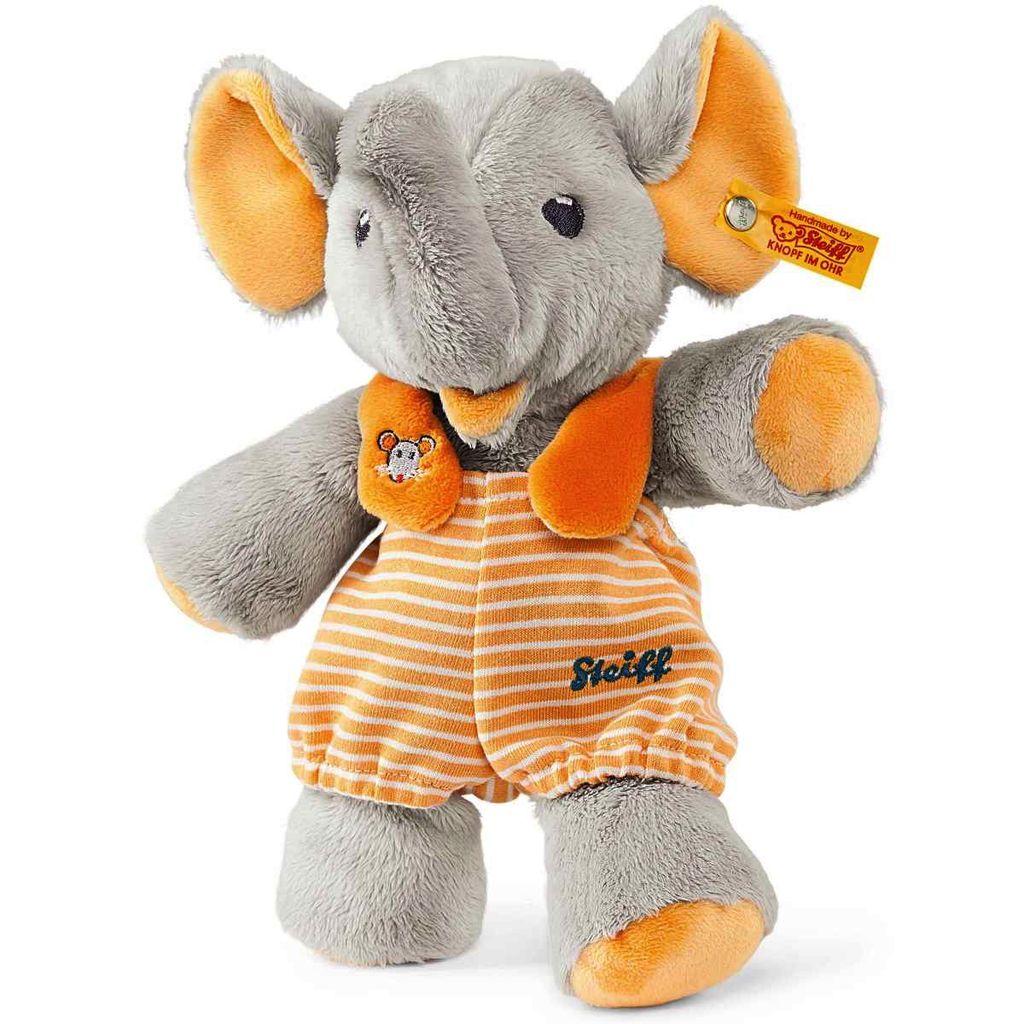 Europe Trampili elephant, grey/orange