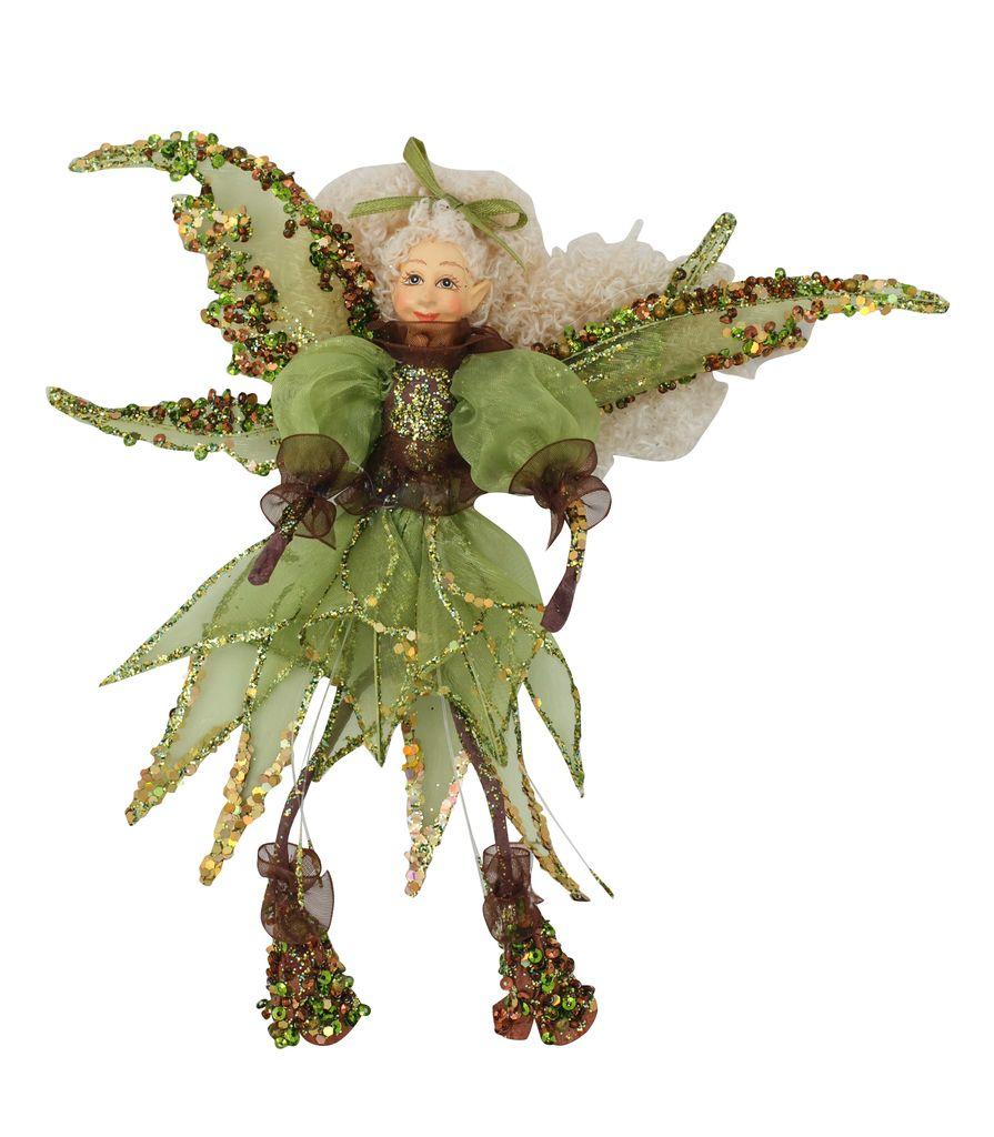 Australia Calia Lily Fairy Olive/Br 22cm