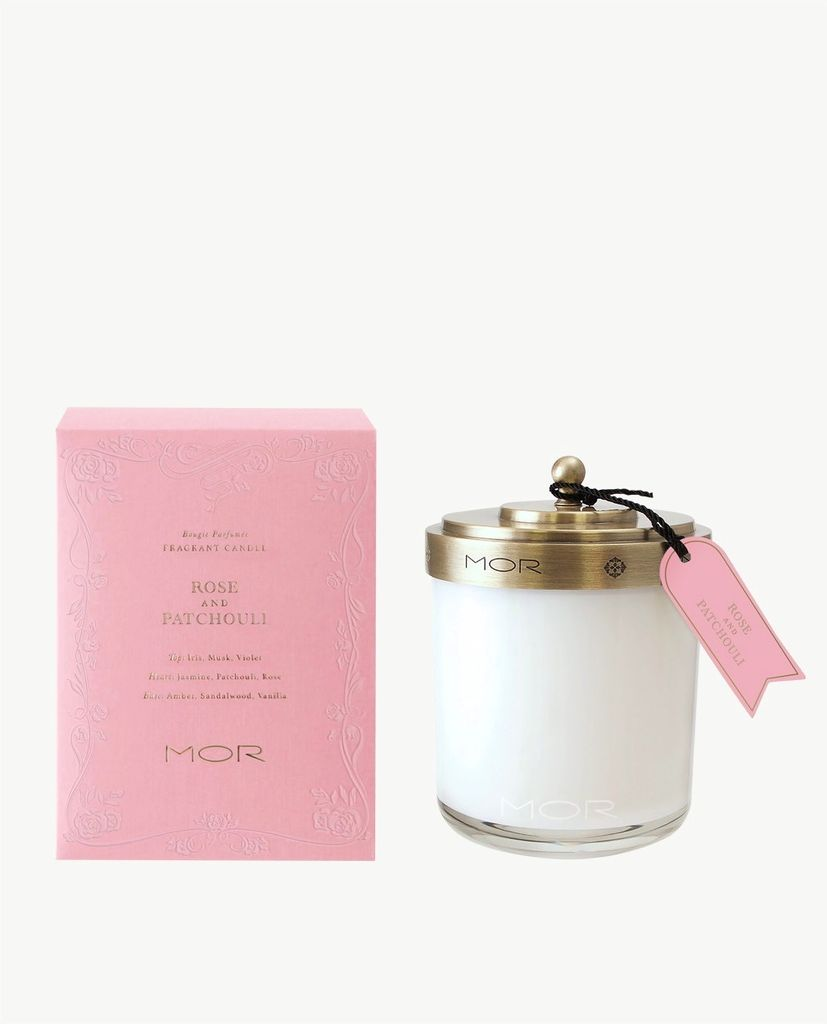 Australia FRAGRANT CANDLE 380g ROSE & PATCHOULI