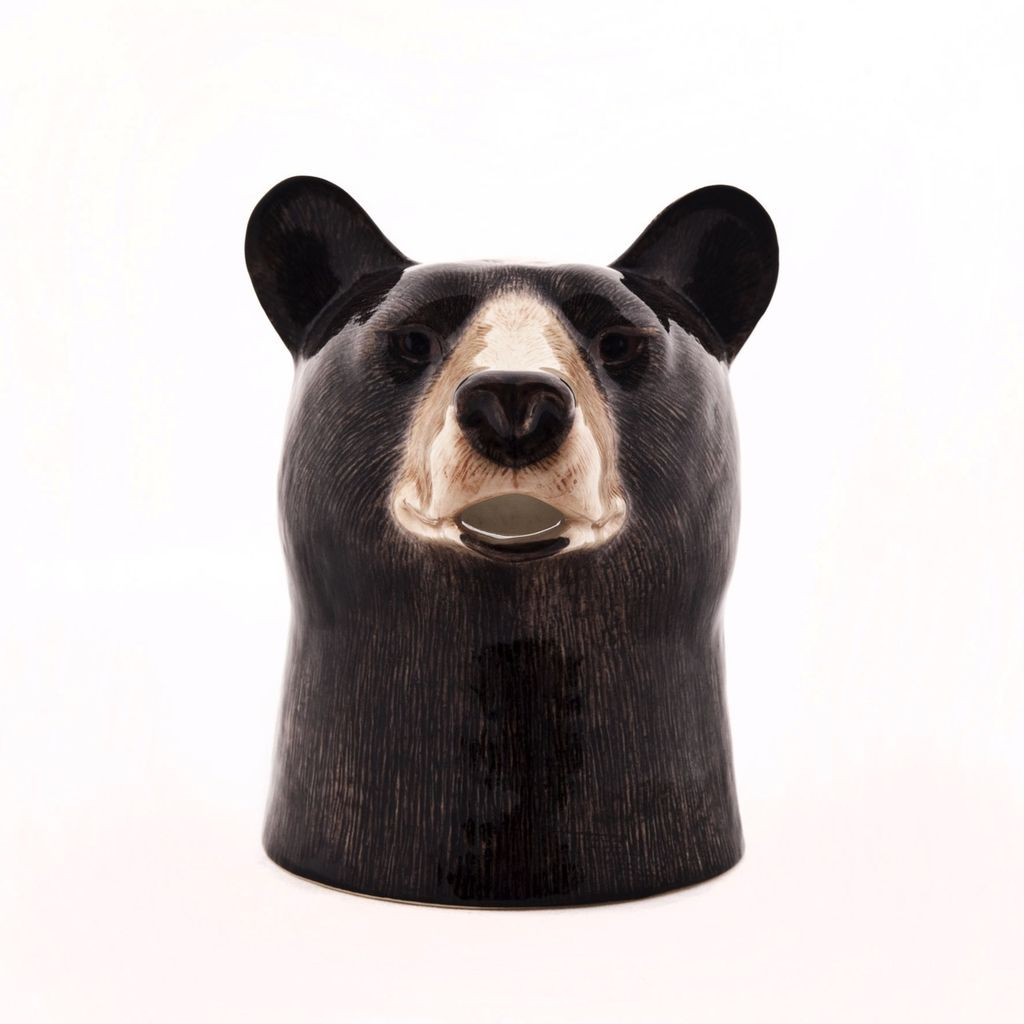Europe Black Bear Jug small