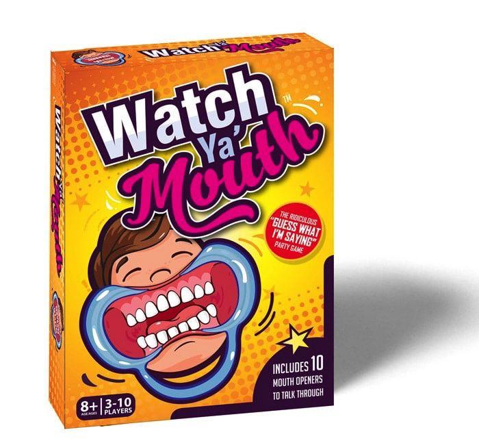 Australia Watch Ya Mouth
