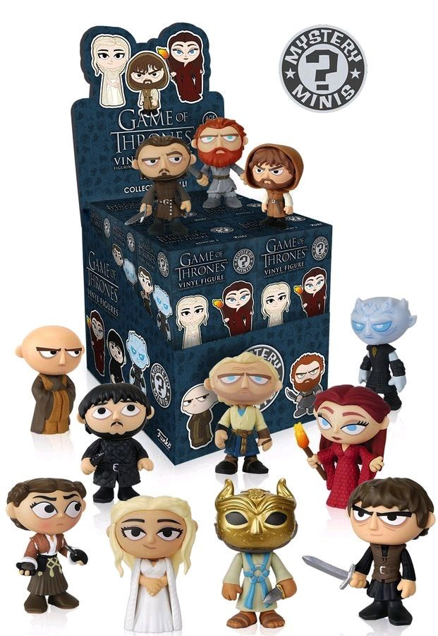 Australia Game of Thrones - Mystery Minis Series 3 Blind Box