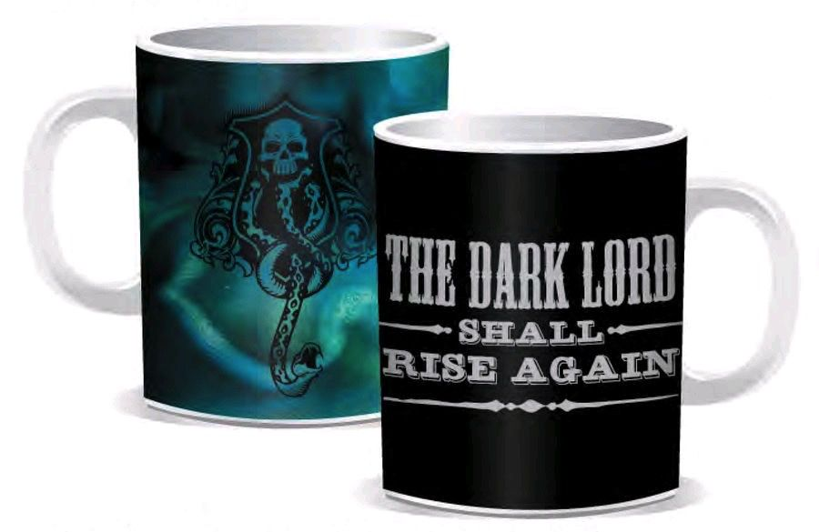 Australia Harry Potter - Dark Mark Heat Changing Mug
