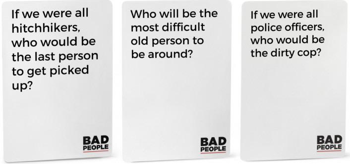 Australia Bad People Base Game