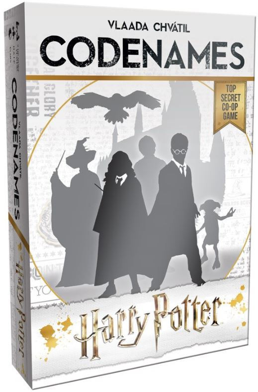 Australia Codenames Harry Potter