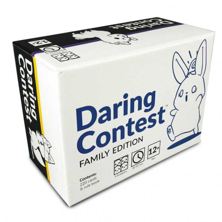 Australia Daring Contest Family Edition