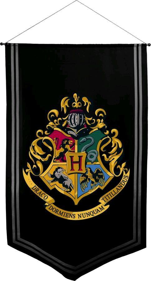 Australia Harry Potter - Hogwarts Satin Banner