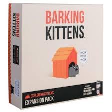 Australia Barking Kittens (3rd Exploding Kittens Expansion)