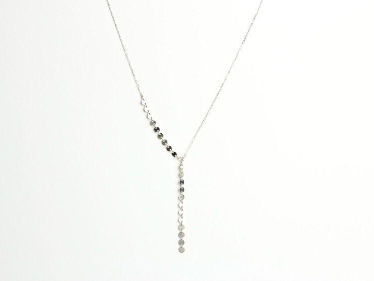USA Shimmer Angla Necklace Gold
