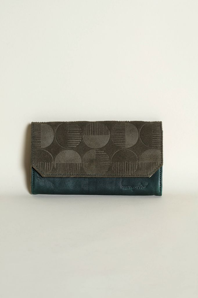 Australia Deep Green Equinox Wallet
