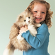 Australia Fluffy Cat Puppet