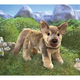 Australia German Shepherd Puppy Dog Puppet