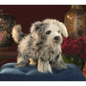 Australia Shih Tzu Puppy Puppet