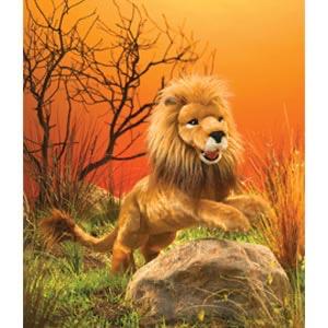 Australia Lion Puppet