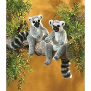 Australia Ring-Tailed Lemur Puppet