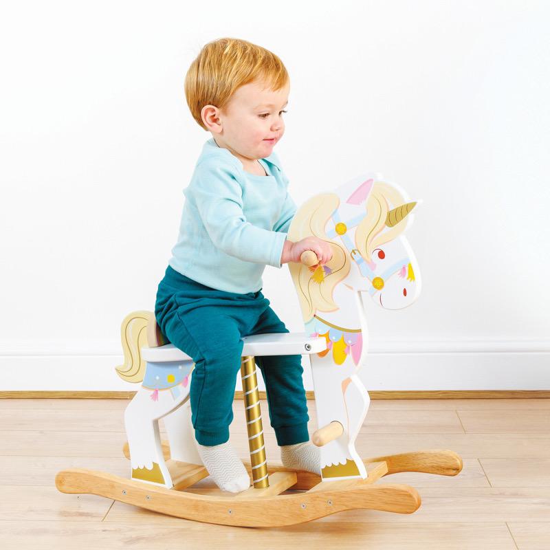 Australia Petilou Rocking Unicorn Carousel