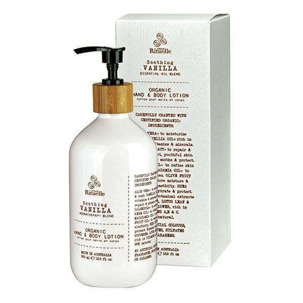 Australia FL Vanilla 500ml Hand & Body Lotion