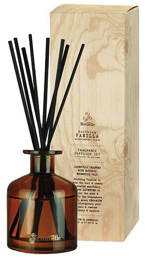 Australia FL Vanilla blend Fragrant Diffuser Set