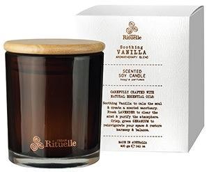 Australia FL 400gm Candle Vanilla