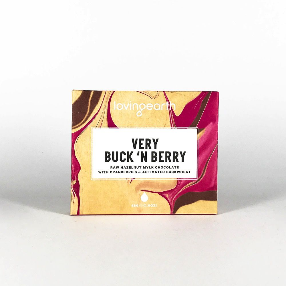Australia Very Buck'N Berry 45g