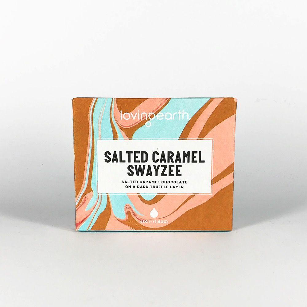 Australia Salted Caramel Swayzee