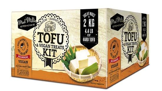 Australia Mad Millie Tofu and Vegan Treats Kit
