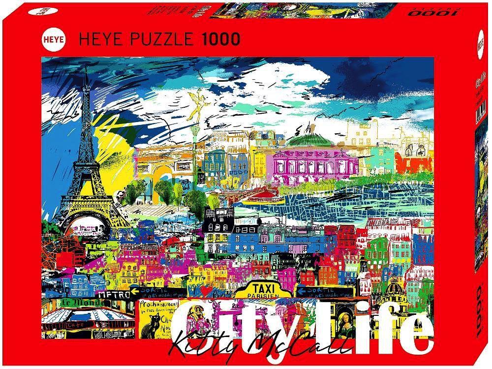 Australia CITY LIFE, I LOVE PARIS 1000