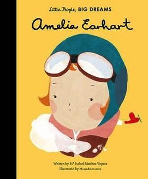 Australia Little People, Big Dreams: Amelia Earhart