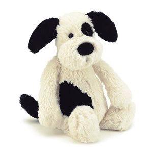 Australia Bashful Black & Cream Puppy Medium