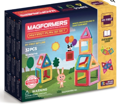 Australia My First Play 32 Set Magformers