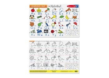 Australia M&D - Alphabet Write-A-Mat