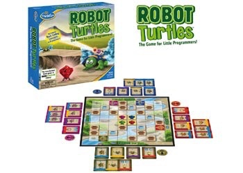 Australia ThinkFun - Robot Turtles Game
