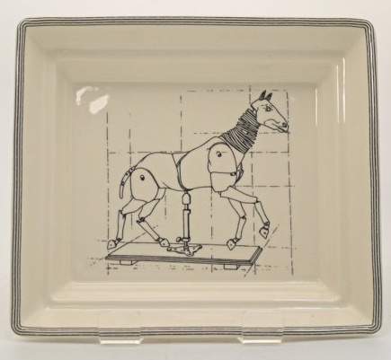 Europe HALL TRAY - Artists horse