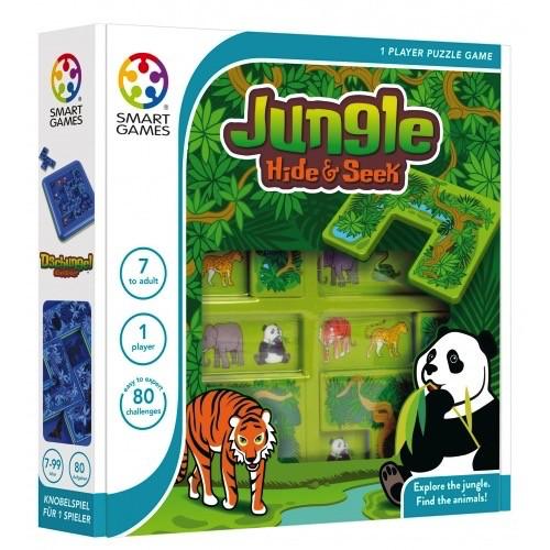 Australia Jungle - Hide & Seek